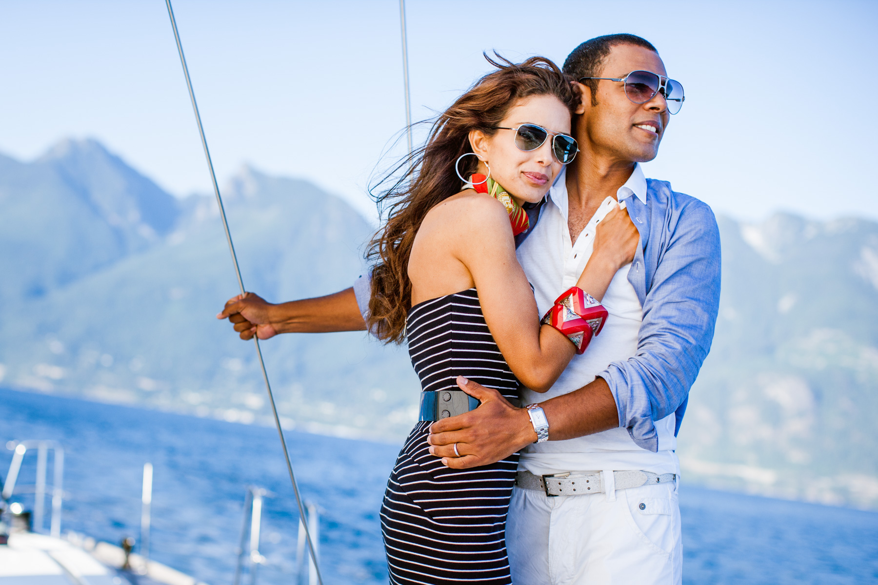 Honeymoon Sailboat Trip