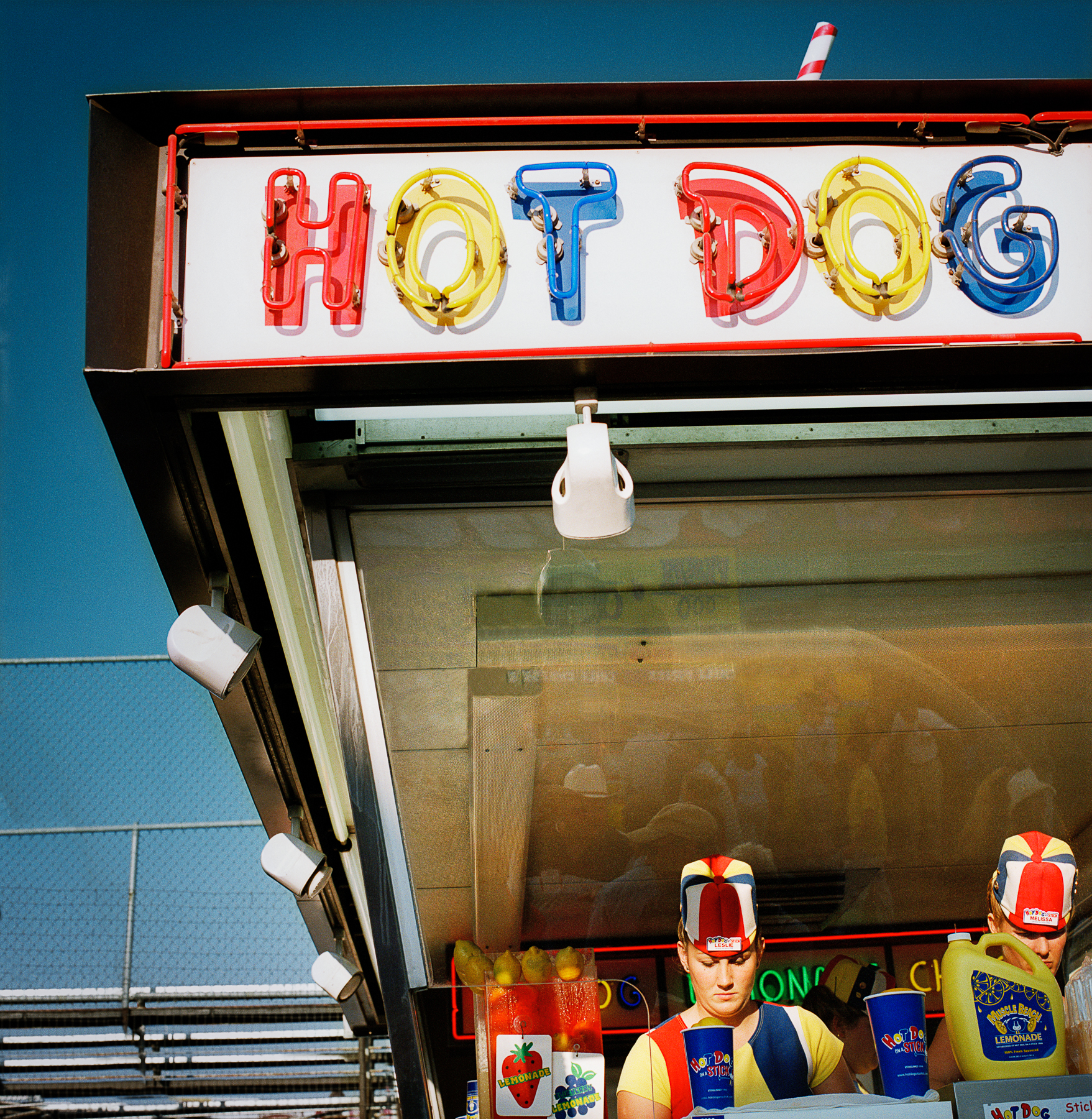 Road Trip - Hot Dog Stand