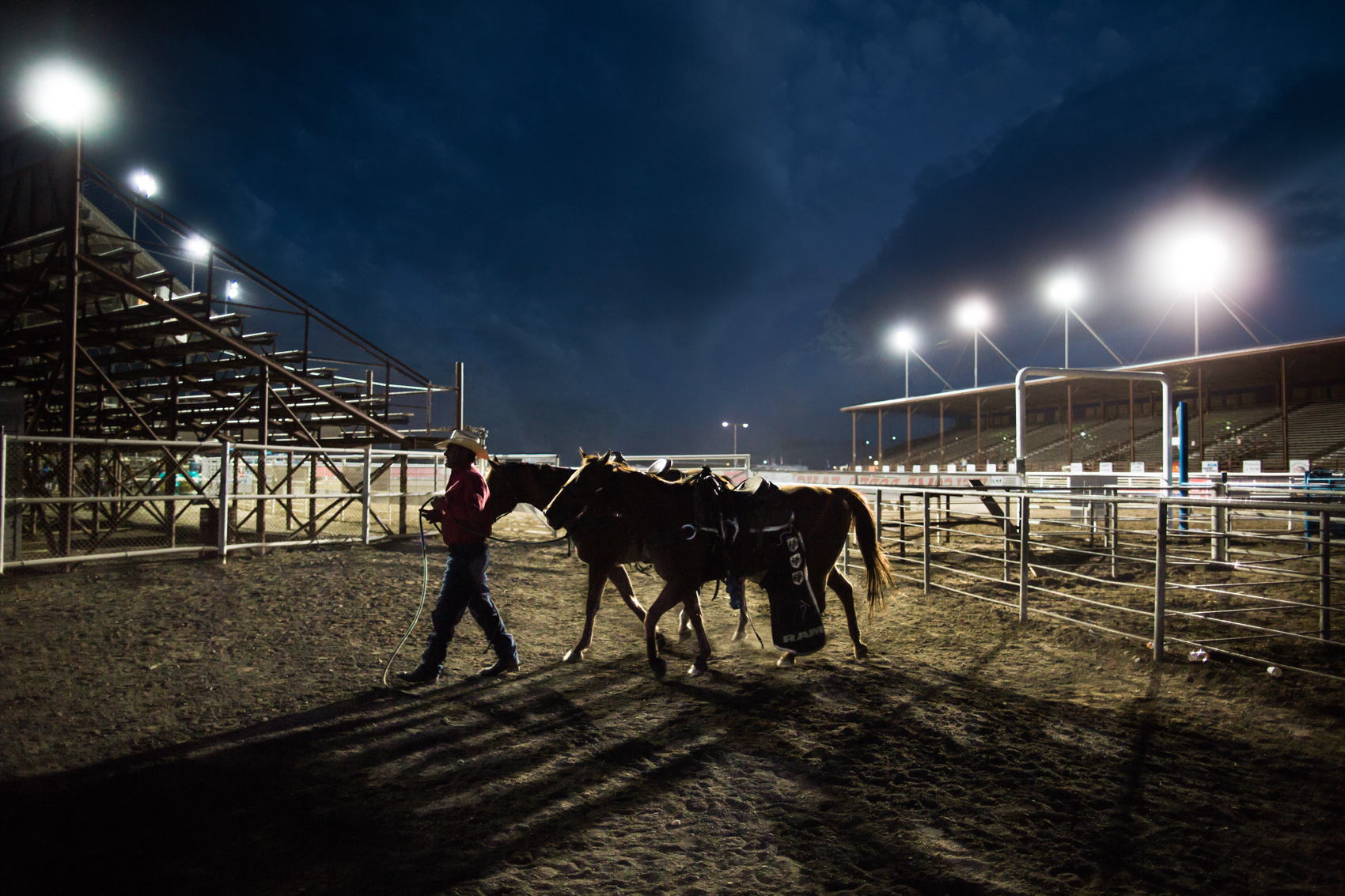Rodeo After Dark